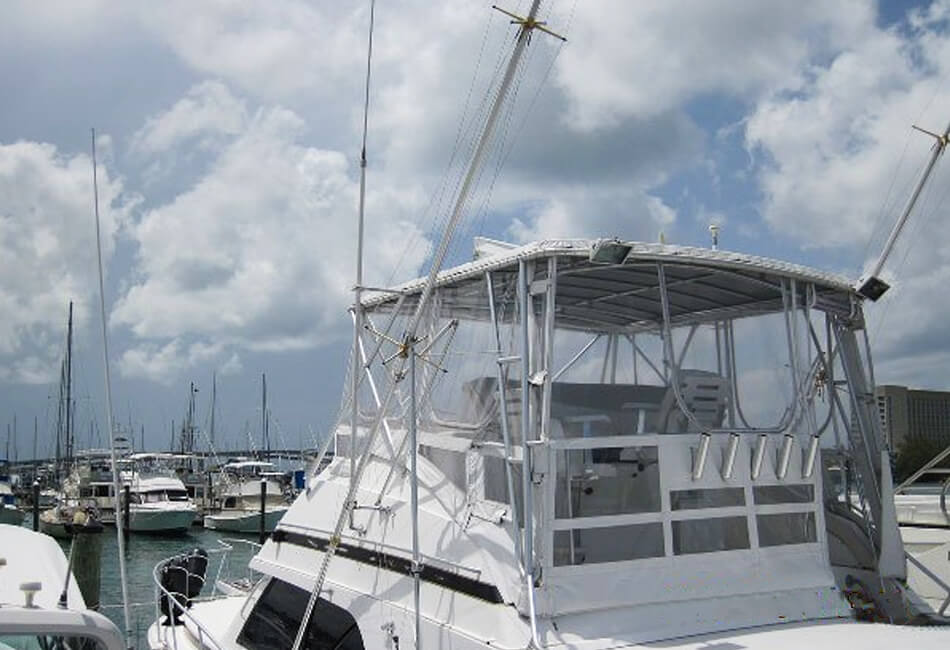 43 ft Bertram Sportfish